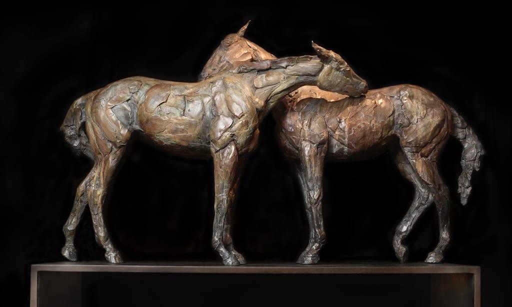 Revennaugh Stephanie Mutual Bronze 65 x 53 x 18