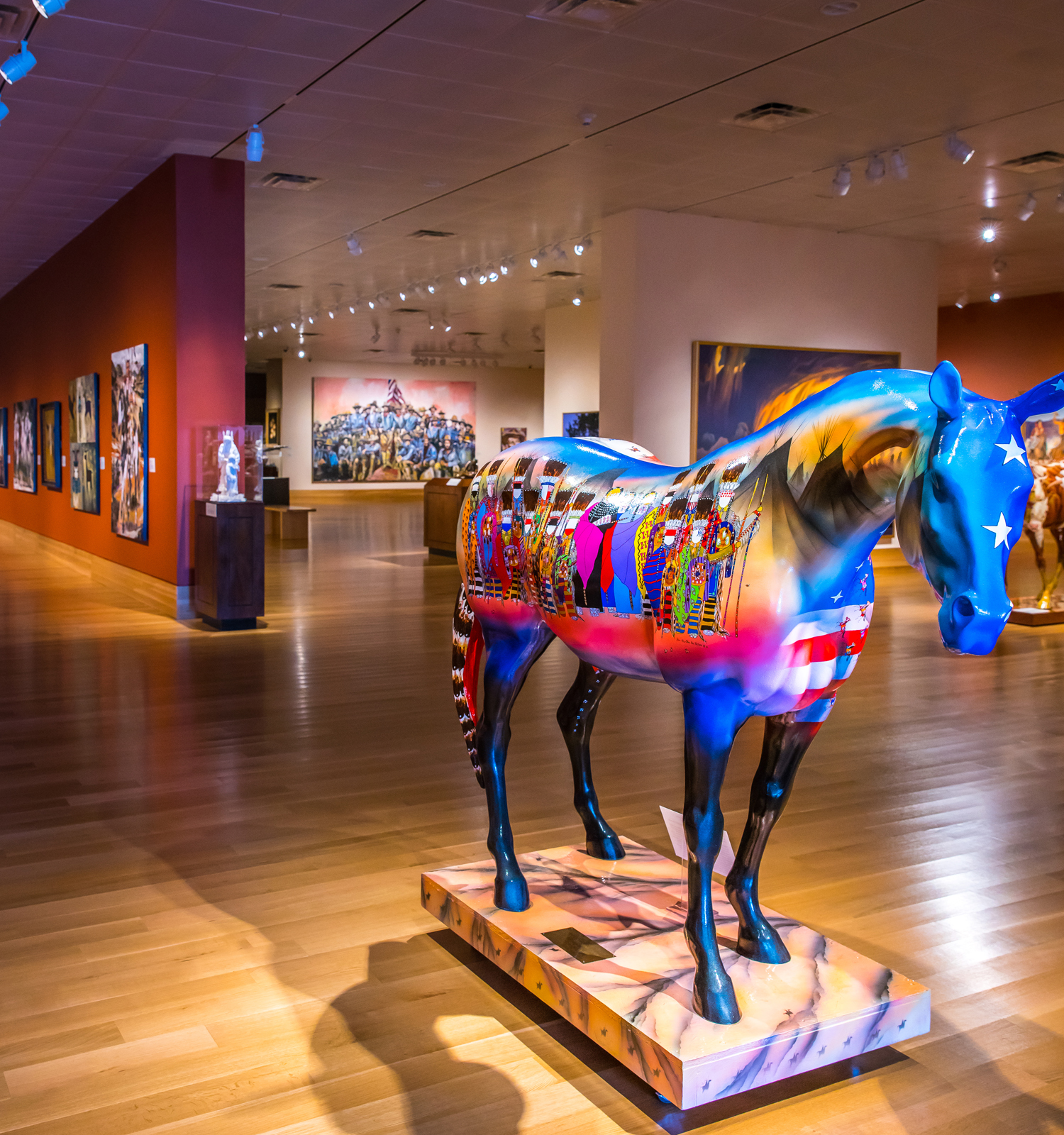 Booth Museum of Western Art – 2020 Show!