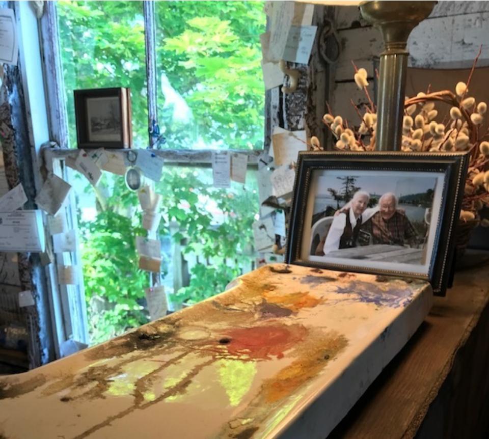 Rediscovered Women Artists: Evelyn Kok (1923-2014)