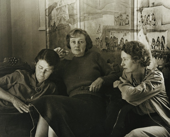 Rediscovered Women Artists: Bruton Sisters