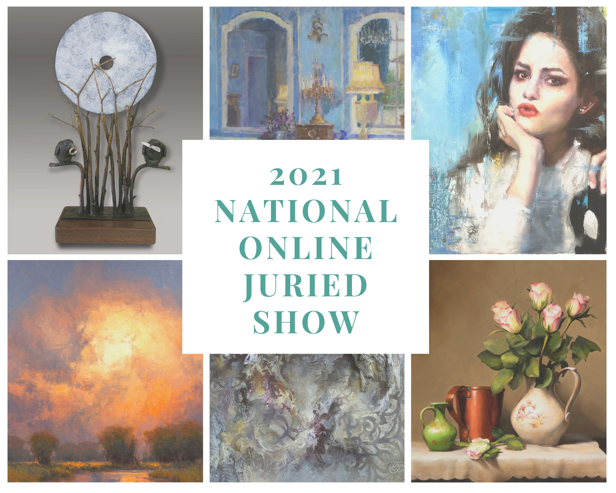 Applications Open November 15 for National Online Juried Show