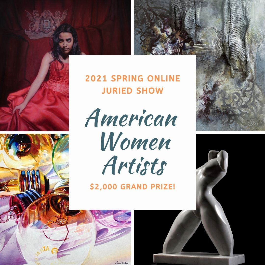 2021 Spring Online Juried Show – Application Opens January 14