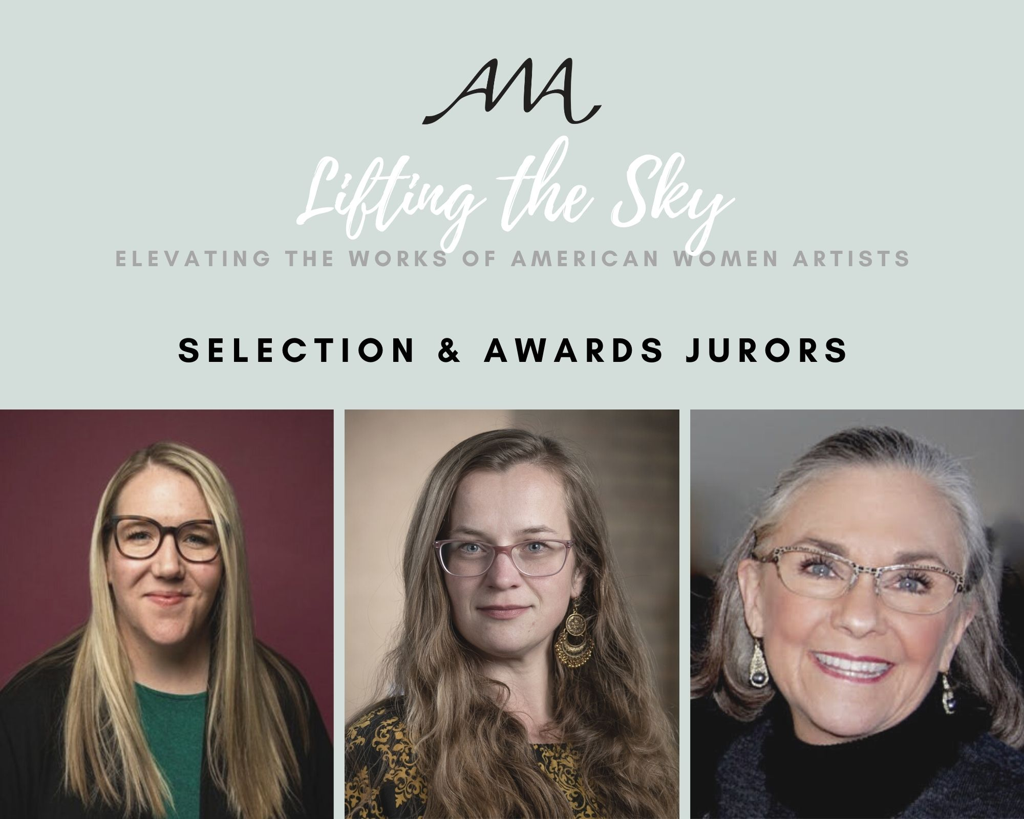 Lifting the Sky: 2021 National Online Show Jurors Announced