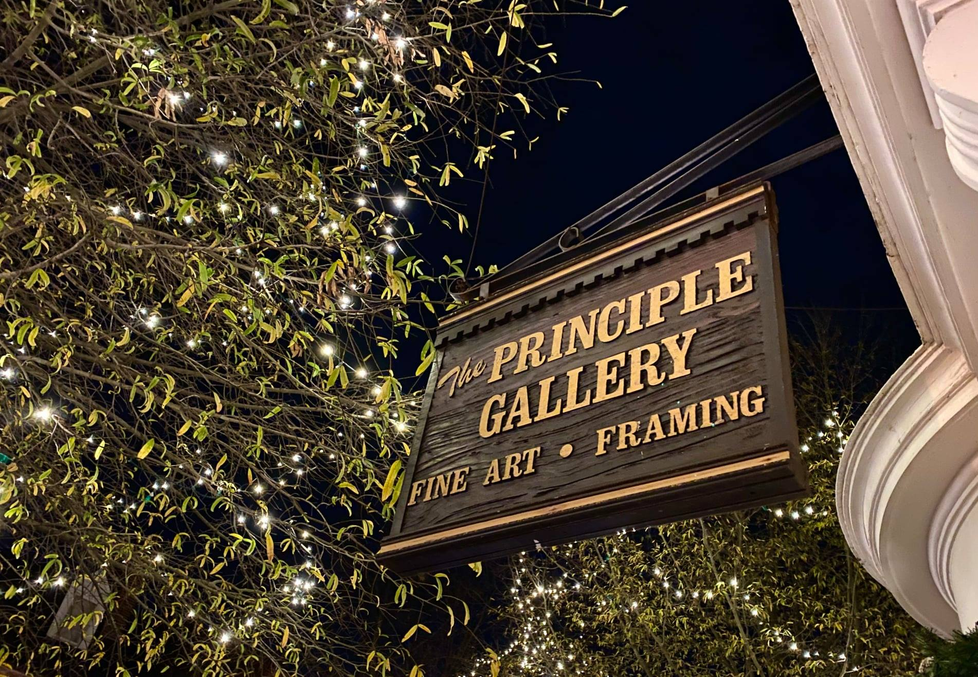 Gallery Feature: The Principle Gallery