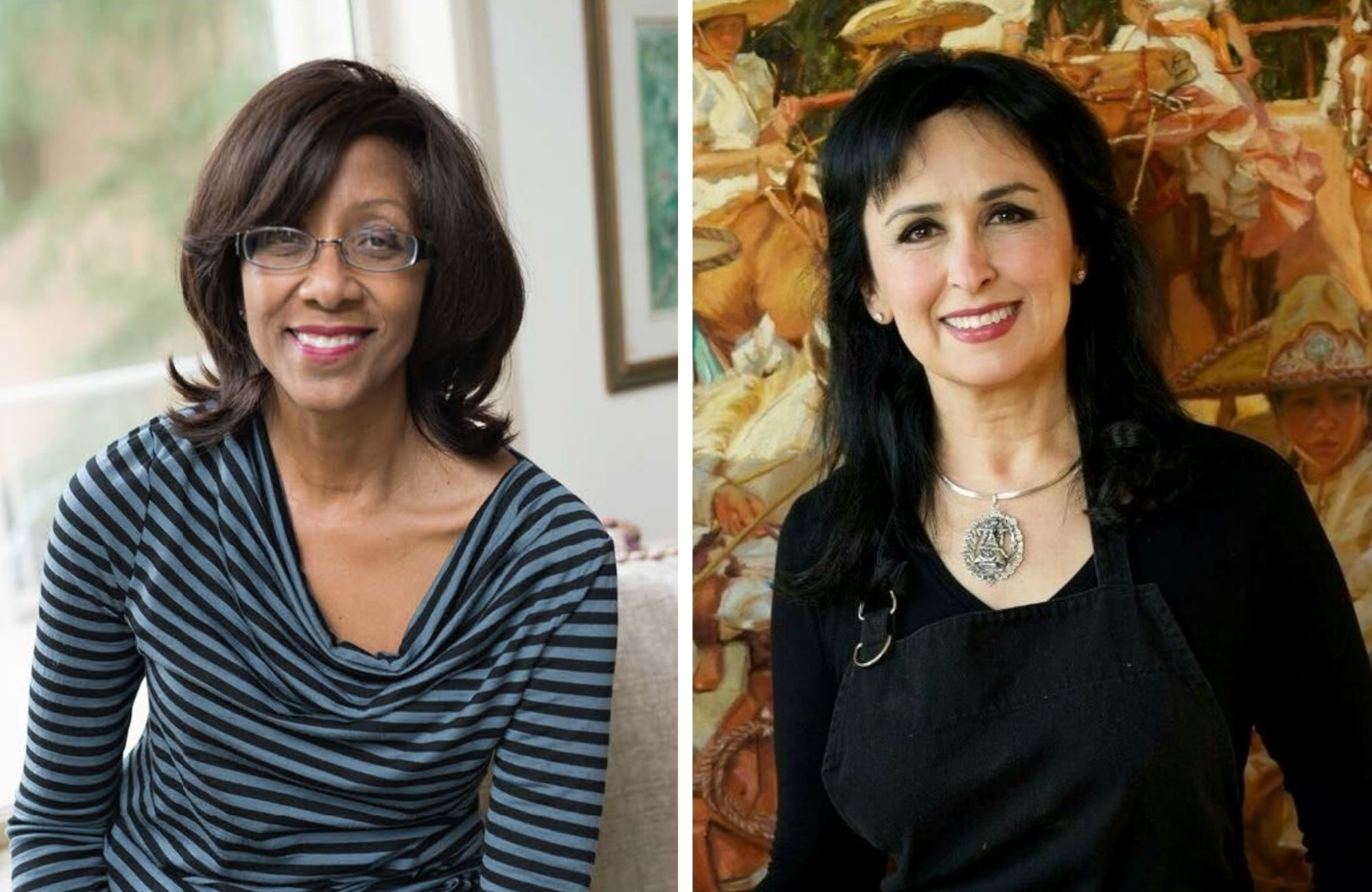 New AWA Board Members – Valerie Collymore & Gladys Roldan-de-Moras