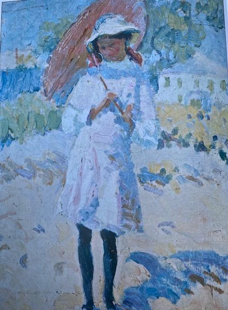 Rediscovered Women Artists: Edith Wilkinson